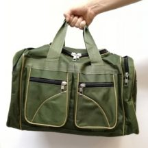 Sport táska (Zöld)