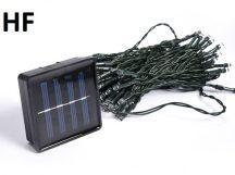 100 LED-es napelemes karácsonyi világítás (hidegfehér) (VRE-1#)