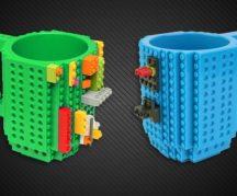 LEGO Bögre (Szürke)