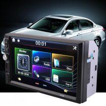 GPS Navigációs, Nagy kijelzős Mp5 Autórádió, Telefontükrözéssel, Bluetooth-al - HiFi és Navi egyben!
