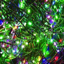 500 LED-es karácsonyi izzósor - színes (VRE-10#)