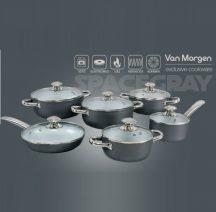 12 részes Van Morgan edényszett