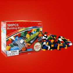Lepin Building blocks (500db)
