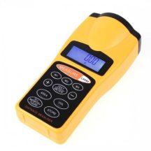 Ultrahangos távolságmérő - A colstokot elfelejthetjük!