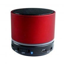Mini bluetooth hangszóró (régi típus) - piros
