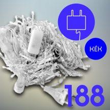 188 LED-es jégcsap KÉK (8-2-C)