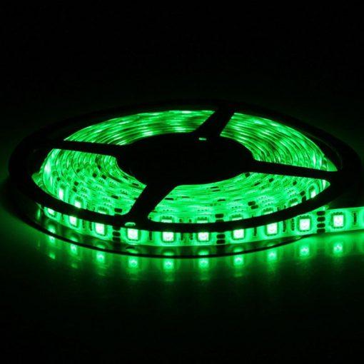 5m LED szalag (ZÖLD)