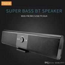 TG018 Bluetooth hangszóró (Fekete)