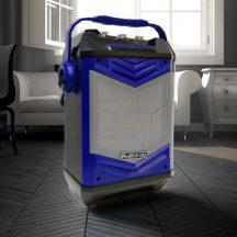 Profit Reader Speaker hangfal RGB (P-182) Kék