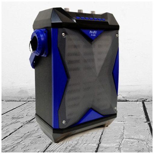 Profit Reader Speaker hangfal RGB (P-183) Kék