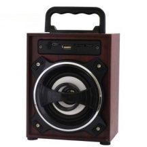 KTS-628F Bluetooth hangszóró - sötétbarna