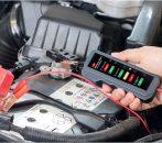 Dunlop kompakt akkumulátor töltő