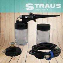 Straus 5db-os Airbrush szett(ST/AT-01BS)