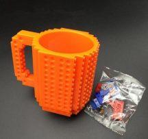 LEGO Bögre (Narancssárga)