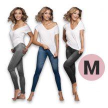 3 db Slim'n Lift Jeans nadrág csomag (M)