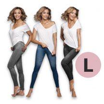 3 db Slim'n Lift Jeans nadrág csomag (L)