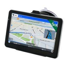 GIGA KIJELZŐS 10 COLOS GPS NAVIGÁCIÓ - Teljes Magyarország - és Világtérképpel, IPS kijelzővel!