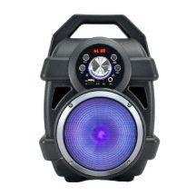 Aktív Akkumulátoros, Bluetoothos Hangfal - Mikrofon csatlakozási lehetőséggel!