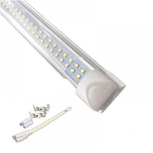 Duplasoros armatúrás fénycső (120cm)