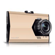 MAGYAR MENÜS Autós Eseményrögzítő ULTRA SLIM fém házas HD kamera - Extra nagy kijelzővel Automata felvétel indítással!