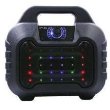 Soundbank X5 Bluetooth hangfal - Nagy teljesítményű akkumulátorral, FM rádióval, USB és microSD kártya olvasóval!