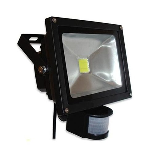 100 Wattos mozgásérzékelős reflektor