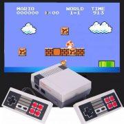 Mini Retro Videojáték konzol, 500 játékkal - Nosztalgiázzatok a családdal!