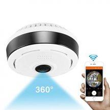 Wifi IP megfigyelő kamera 360