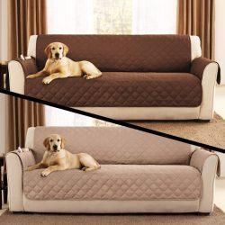 Kétoldalú és két színű Kanapévédő takaró - Megvédi a kanapét a szennyeződésektől!