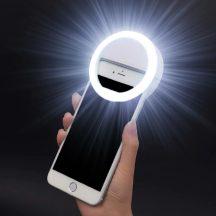 Selfie lámpa mobilra