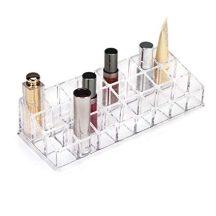 24 rekeszes körömlakk és rúzs tartó (Lipstick shelf)