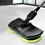 Duplafejes padlómosó - Tisztít és fényesít egyben!