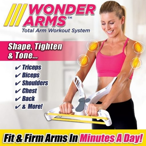 Wonder Arms - karerősítő