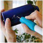 Gravírozó toll - Szinte bármit a saját ízlésedhez alakíthatsz vele!
