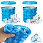 Ice Genie jégkocka készítő és tartó vödör, fedővel