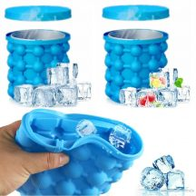Ice Genie jégkocka tartó vödör fedővel