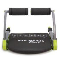 Six Pack Care edzőgép - Fitnesztermek edzéseinek előnyeit viszi otthonodba!