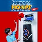 Hamper Hoops ajtóra szerelhető kosárlabda szennyestartó