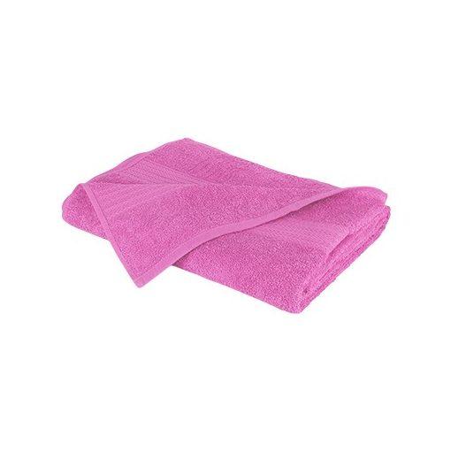 Óriás fürdőlepedő 90x180cm (Rózsaszín)