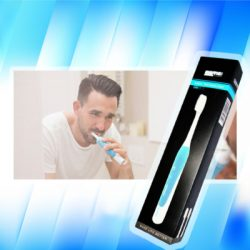 GEMEI Elektromos fogkefe GM-905, Kék
