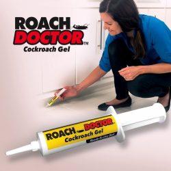 Csótányirtó Gél - Roach Doctor!