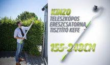 Kinzo Teleszkópos Ereszcsatorna tisztító