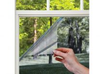 Dunlop ablaksötétítő fólia, 50 x 300 cm