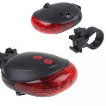 Irányfény kerékpárra 2 db lézersávval - Hagyományos lámpa és lézer funkcióval is rendelkezik!