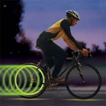 Kerékpár küllővilágítás - Dobd fel biciklid küllőit!