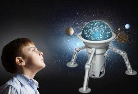 Light up space Planetarium - Varázsoljatok planetáriumot a gyerekszobából!
