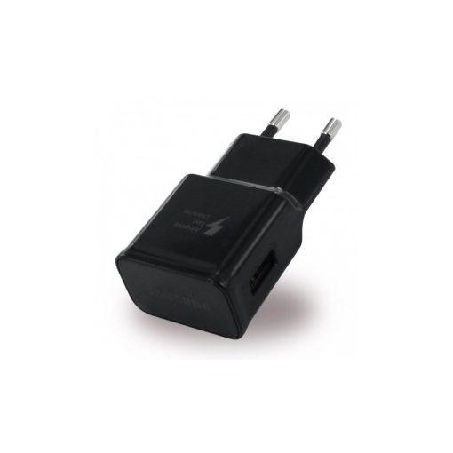 Gyorstöltő, USB Fast Charger - Kábel nélküli fekete!