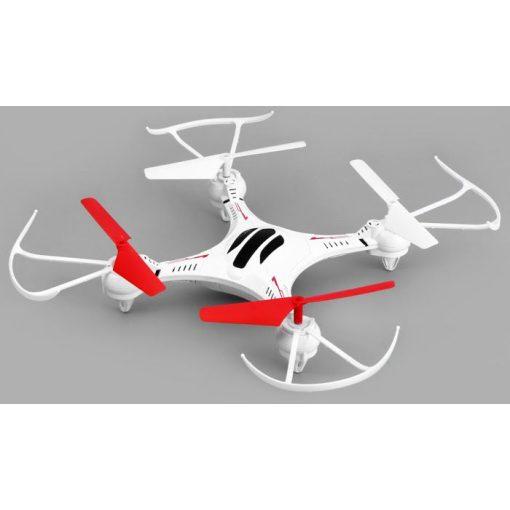 QUADROCOPTER Explore - Nézd okostelefonodon a drón kamerájának élő képét!