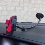 Tapadókorongos biztonságos telefontartó - Nincs fúrás vagy leeső tapadókorong!
