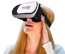 3D Virtuális valóság szemüveg -  Virtuális valóság a telefonunkkal!